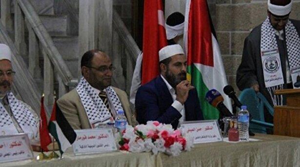 Cumhurbaşkanlığı Külliyesinin İmamı Gazzelileri mest etti
