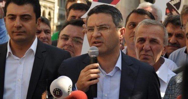 CHP İstanbul İl Başkanı  Taksim  ifadesi verdi