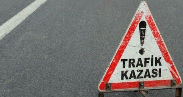 Kemer de trafik kazası: 2 ölü