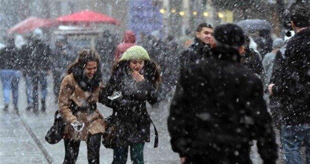 İstanbul a kar ne zaman yağacak?