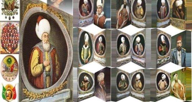 Osmanlı padişahlarının eşyaları müzayedede