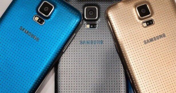 Samsung Galaxy S5 e Türkçe tanıtım