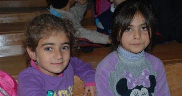 Suriyeli çocuklar okula kavuştu
