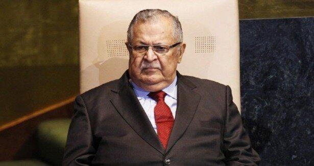 Talabani siz Irak çok zor