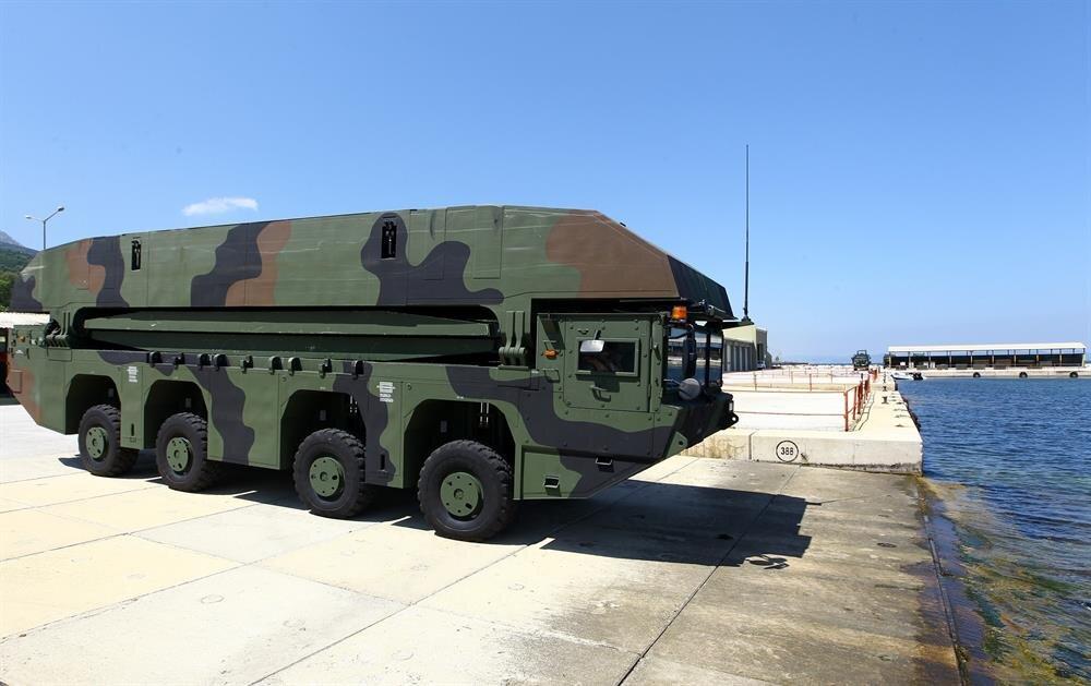 Türk mühendislerce tasarlanan ve milli imkanlarla yapılan araç, Türk Silahlı Kuvvetlerinin gücüne güç katıyor.