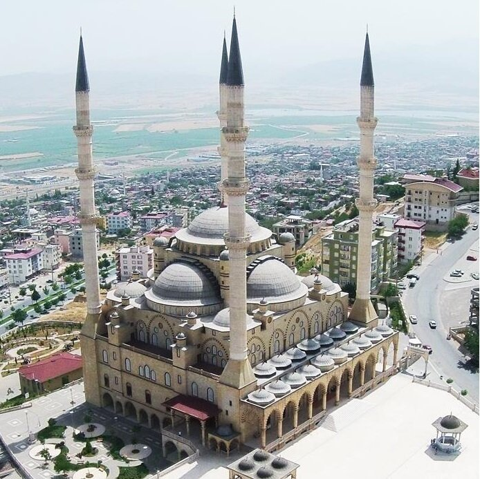 top 10 mosques in turkey