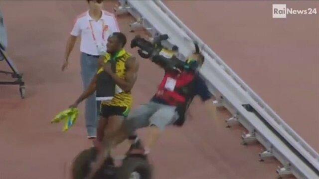Bolt'un kariyeri bitiyordu!