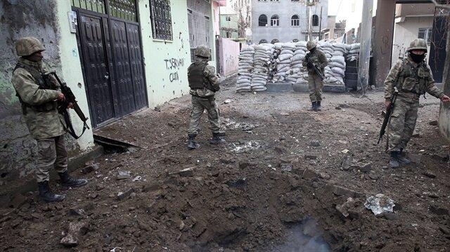 Cizre'de 9 terörist daha öldürüldü