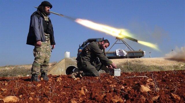 Halep direniyor