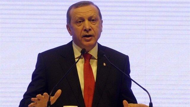 أردوغان ينتقد تجاهل المجتمع الدولي لممارسات حزب الاتحاد الديمقراطي الإرهابية