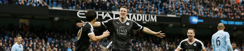 Leicester City  M.City'i dağıttı!