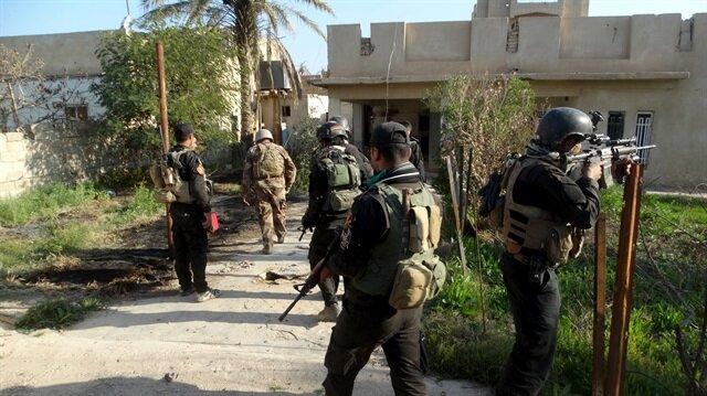 Ramadi'de 37 DAEŞ militanı öldürüldü