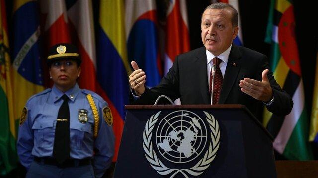 أردوغان: التواجد الروسي داخل سوريا احتلال