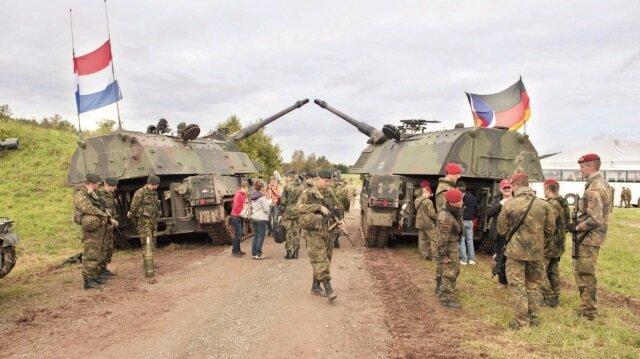 Ortak Avrupa ordusu!