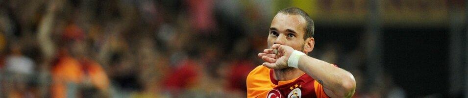 Galatasaray'a Sneijder resti
