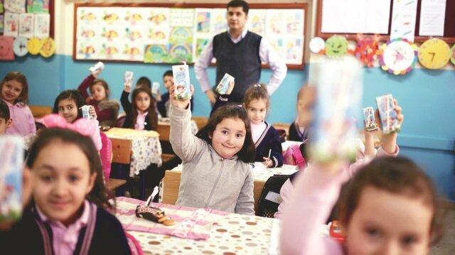 18 milyon öğrenci için ders başı