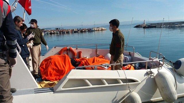 Balıkesir'de göçmen teknesi battı: 24 ölü
