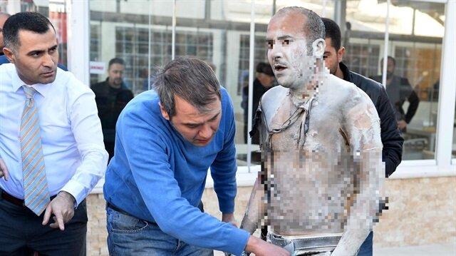Antalya'da dehşete düşüren olay