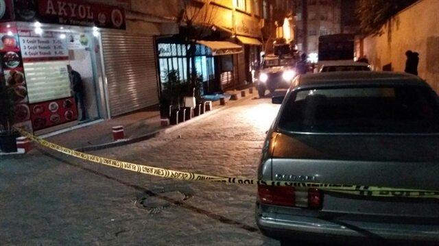 Beyoğlu'nda ses bombalı saldırı