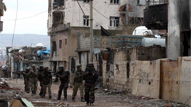 اعتقال 8 إرهابيين جنوب تركيا