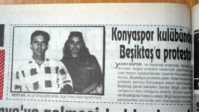 Beşiktaş'ın tutmadığı 22 yıllık söz!