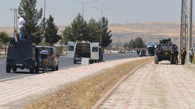 Şırnak'ta memurların aracında patlama: 2 ölü