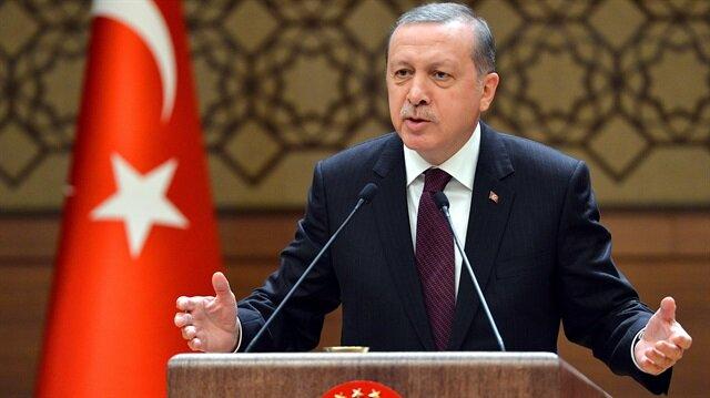Erdoğan'dan ABD'ye PYD tepkisi