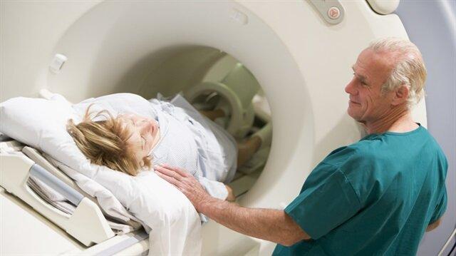 MR radyoloji ile ilgili görsel sonucu