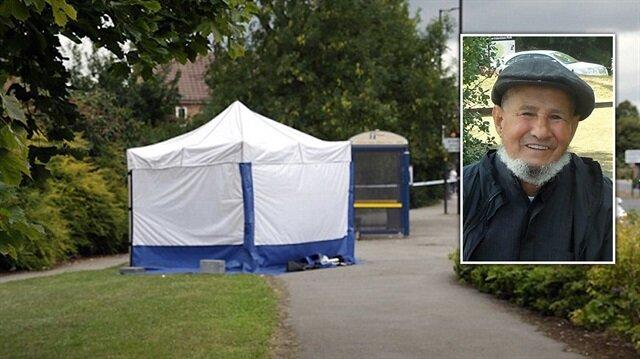 İngiltere'de 81 yaşındaki Müslüman adam katledildi