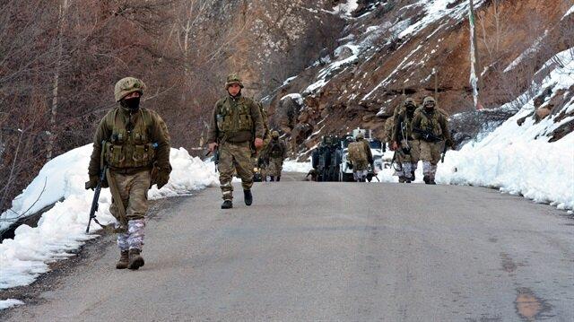 Tunceli'de büyük operasyon: Komandolar bölgede