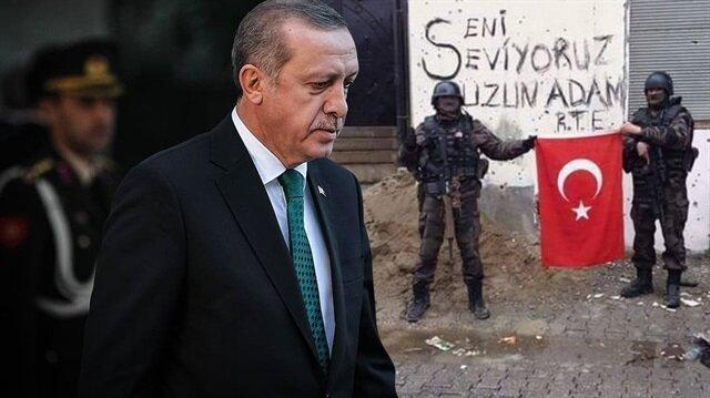 Erdoğan kendisini duygulandıran mesajı açıkladı