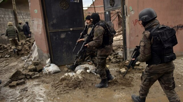 Cizre ve Sur'da 22 terörist öldürüldü