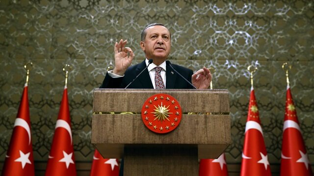 Turkish President : UN's calls over Syrian crisis insincere