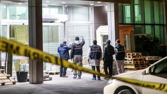 Akit Medya Grubu'na molotoflu saldırı