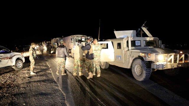 Irak ordusu Musul'u geri almak için harekete geçti