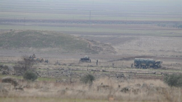 YPG stratejik üssü ele geçirdi