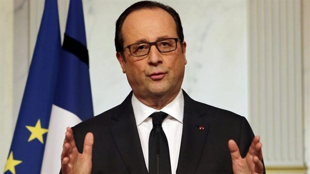 Hollande'dan Rusya'ya net mesaj