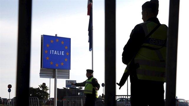 Schengen'de büyük tehlike