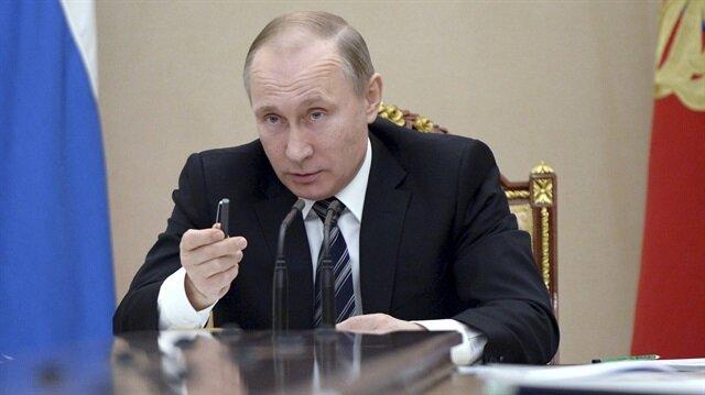 Putin DAEŞ'ten daha büyük bir tehdit