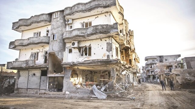 59 gün sonra Cizre: 619 terörist öldürüldü