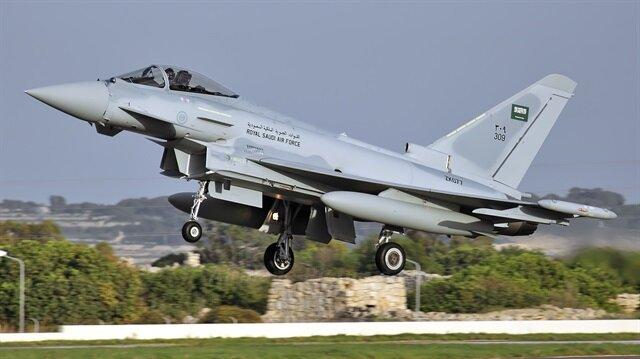 Suudi Arabistan: Savaş jetlerimiz İncirlik'te