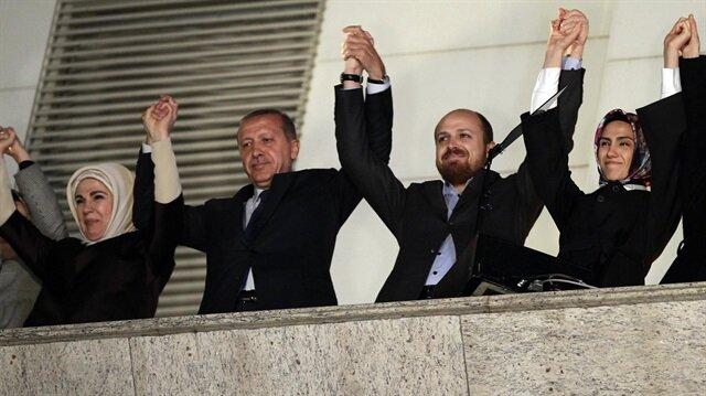 Erdoğan ve ailesi için alçak plan