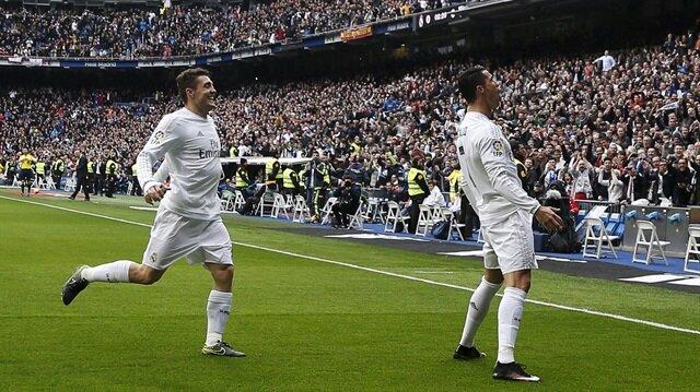 Ronaldo tam 90'a astı!