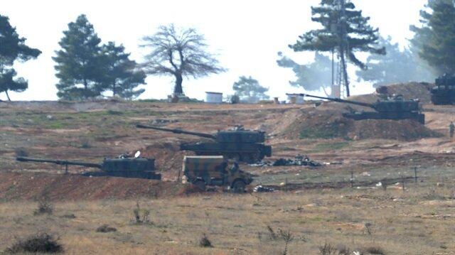 تركيا تجدد قصفها على مواقع