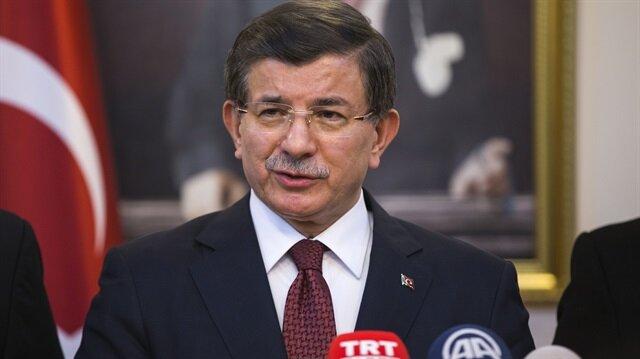 Davutoğlu confirms Turkish retaliation to shelling