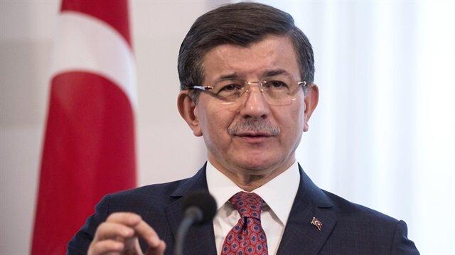 أوغلو: تم قصف أهداف لوحدات الشعب الكردية شمال سوريا