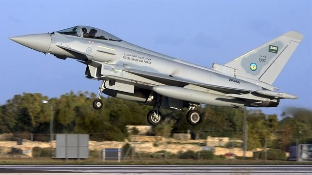 Saudi fighter jets land in Turkey for anti-Daesh fight