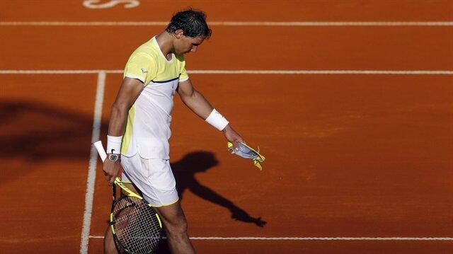 Nadal'a Arjantin'de büyük şok