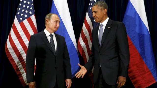 Putin, Obama discuss Syria on phone as Turkey shells PYD