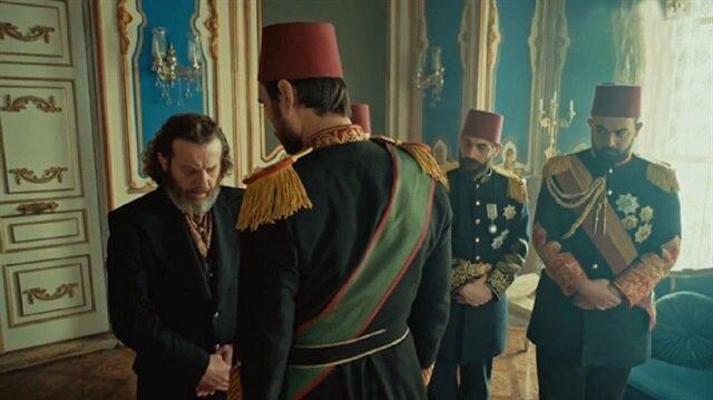 2. Abdülhamid'in Rus elçisine cevabı
